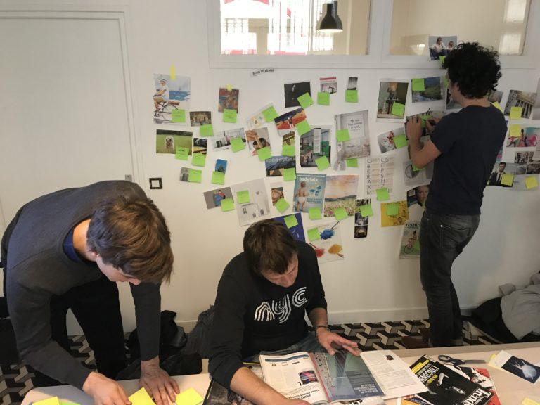 workshop identité visuelle UXLab